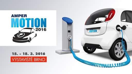 SoučasnémožnostielektrickýchahybridníchdopravníchprostředkůpředstavíAMPERMotion