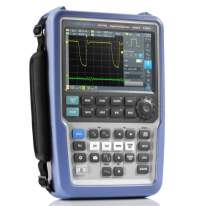 RTH-1000 - when a laboratory oscilloscope goes handheld ...