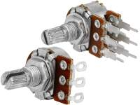 Carbon Potentiometers from SR Passives