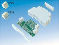 Euroclamp CEM - DIN rail enclosures for every PCB