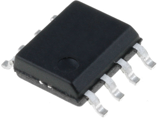 MIC2544 - rodina obvodů power switch Microchip