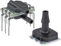 ABP series pressure sensors from Honeywell for PCB mounting