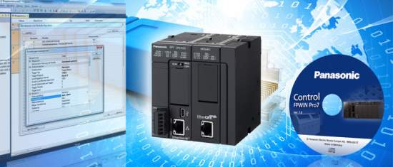 Complete EtherCAT motion control solution from Panasonic