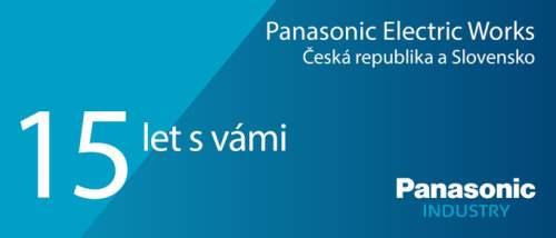 Panasonic:15letnačeskémtrhu
