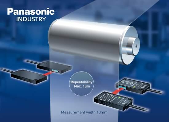 Panasonic:Novýlaserovýměřicísenzorsopakovatelností1µm-HG-T